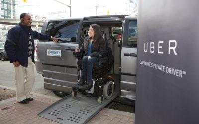 Uber Launches Accessible Service