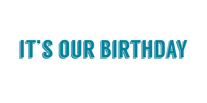 Happy Birthday AccessNow!