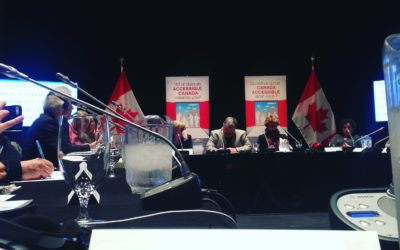 IDPD at Accessible Canada