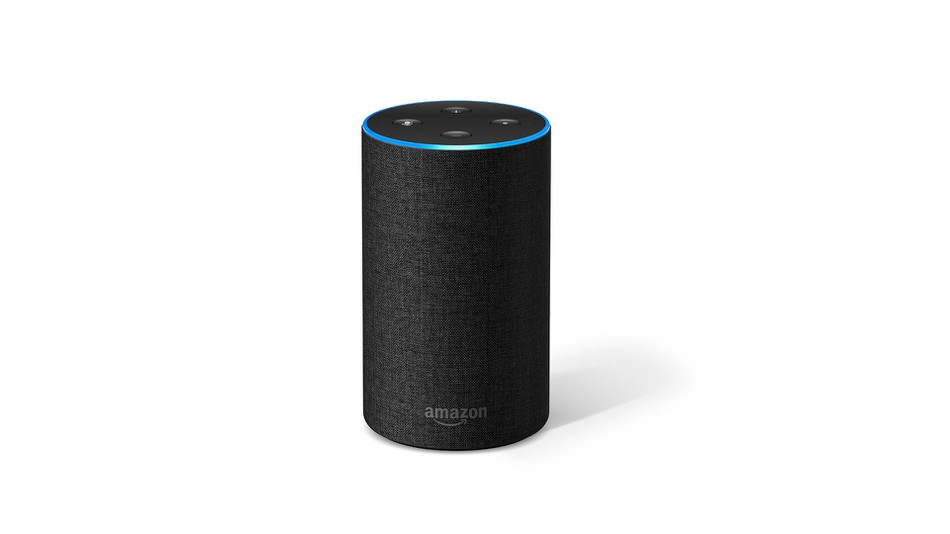 amazon alexa product shot