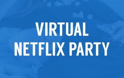 How to have a Netflix Party